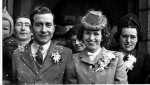 wartimewedding