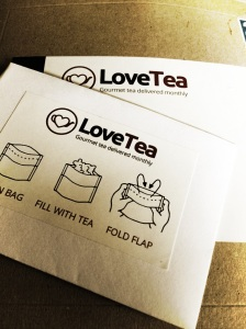 lovetea packet