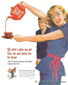 Tea Council - 1951