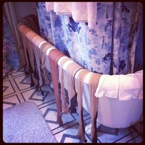 bathroomstockings