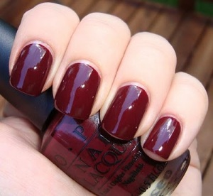 OPI Mrs o'leary's bbq